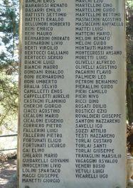 Die Namen der Opfer