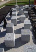 Ausschnitt: Gedenksteine für Deportierte