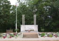 Denkmal der erschossenen Montluc-Gefangenen