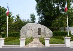 Denkmal der in Seclin Erschossenen