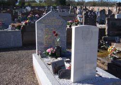 Gemeinschaftsgrab auf dem Friedhof