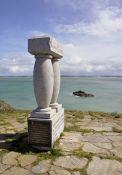 Denkmal für die Flüchtlinge an der Pointe de St. Cast
