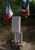 Gedenkstein im Technicentre für umgekommene Eisenbahner