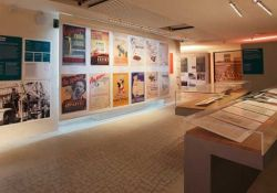 Museum, Blick in die Ausstellung (© Mairie de Limoges, Direction de la Communication)