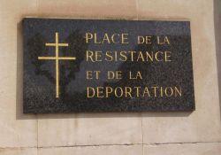 Platz der Résistance und der Deportation