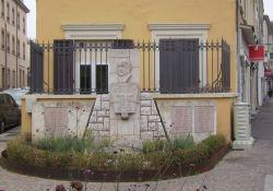 Résistance-Denkmal, Jordery