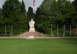 Denkmal im ehemaligen Steinbruch
