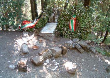 Gedenkstätte in Sesto (Foto: Baldini)