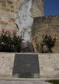 Gedenkstein für die Widerstandskämpfer