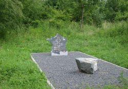 Stele für Maquis de Ranzey