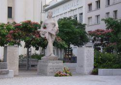 Denkmal 'Aux Morts de la Libération', Place du Docteur Goujon