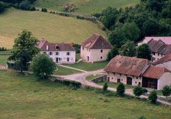 Gebäude des Kinderheims, heute Gedenkstätte; © Maison d'Izieu