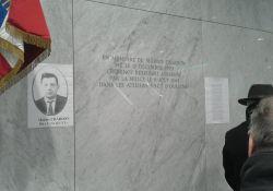 Gedenken an M. Chardon in der Metrostation