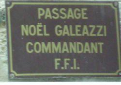 Passage Noël Galeazzi