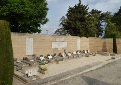 ... auf dem Friedhof