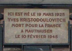 Tafel Hristodoulovitch; © Josette Guyonnet, genweb