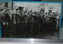 Partisanen nach der Befreiung *