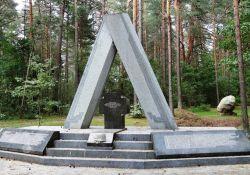 Denkmal für die getöteten Litauer