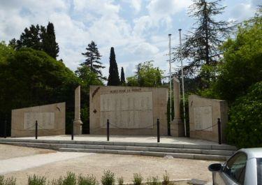 Totendenkmal Friedhof Saint-Laurent