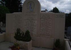 Friedhof: Grabmal Lhuiller