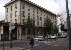 ehem. Gestapo-Gebäude, Ave. Berthelot