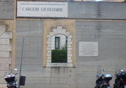 Das frühere Scalzi-Gefängnis: der Eingang