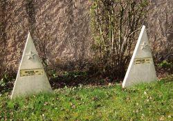 Gräber sowjetischer Soldaten