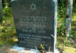 Gedenkstein für die Opfer