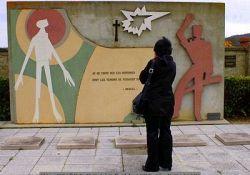 Denkmal für die Internierten (Foto: http://espana36.voila.net)