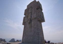 Denkmal für die Freien Kräfte in der Bretagne