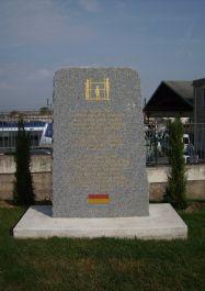 Angoulême - Spanier-Stele