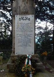 Denkmal am Cippo dei Martiri