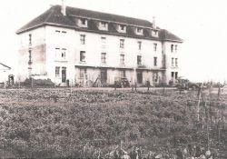 Valleroy – BU: Haus der sowj. Kriegsgefangenen; © Comité Stèle Russe Valleroy