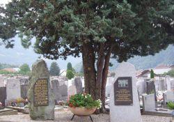 Stelen Friedhof