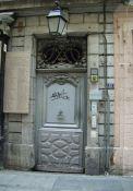 Hauseingang Jüdisches Sozialwerk, Rue Sainte-Catherine
