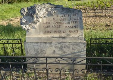 Denkmal Résistant Parlange