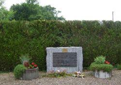 Denkmal an Internierungslager