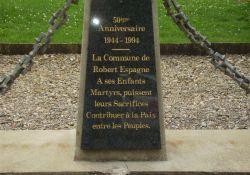 Gedenktafel der Gemeinde