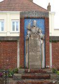 Denkmal Pater Bonpain, Rosendaël