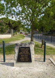 Stele der Erschossenen des 25. März 1944