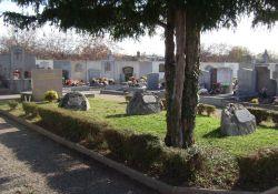 Denkmal der Erschossenen - Friedhof