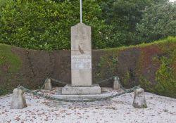 Denkmal für die ermordeten Widerstandskämpfer/innen