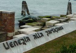 Venedig ehrt die Partisaninnen