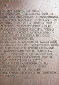 Denkmalweg Tafel VIII