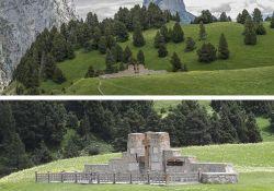 Memorial Pas de l'Aiguille; © Gaby Vitinger, genweb