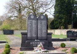 Totendenkmal israelit. Friedhof