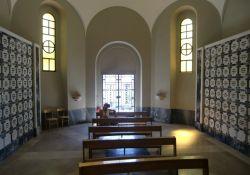 Gedenktafeln in der Kapelle