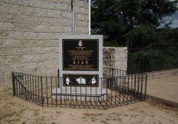 Denkmal für Fred Scamaroni