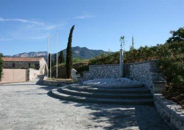 Gedenkstätte am Fosse Frigido (Foto: Baldini)