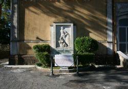 Gedenkstätte für Vincenzo Giudice (Foto: Baldini)